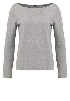 GAP Sweter - grey heather za 139 zł (25.10.15) zamów bezpłatnie na Zalando.pl.