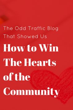 Online Marketing Strategy :: How to Increase Traffic to your Fashion Blog and find out how to Win The Hearts of the Community.  https://www.squirrly.co/the-odd-traffic-blog-that-showed-us-how-to-win-the-hearts-of-the-community
