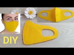 Introduction: DIY Cloth Face Mask Why You Should Make (and wear!) Your Own Cloth Face Mask (and how do it) With highly contagious coronavirus rapidly spreading throughout the world, many people are shopping for surgical Easy Face Masks, Homemade Face Masks, Diy Face Mask, Vase Crafts, Easy Paper Crafts, Paper Flower Vase, Mask Drawing, Diy Mask, Sewing Projects