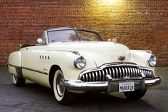 old classic car. auto