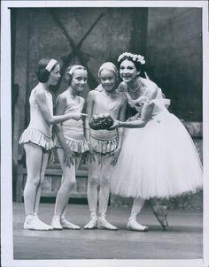 Марго Фонтейн / Margot Fonteyn(1919 -1991) – 1974г