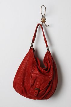 bc6e4feb3f08 strawberry weave hobo ... i so love my red purse Michael Kors Bags Sale