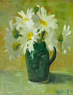 Daisy, Meredith Brooks Abbott; 2014; Oil on canvas