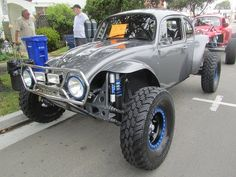 VW Beetle Off-Road  Baja Bug