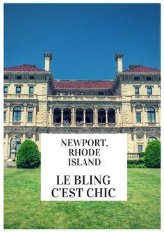 Les grandes demeures de Newport, Rhode Island, à seulement 1h30 de Boston