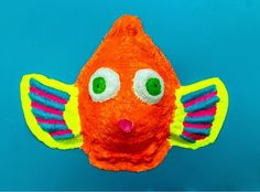 Kim & Karen: 2 Soul Sisters (Art Education Blog): Paper Mâché Fish Mask