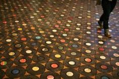 LP Vinyl Flooring by RichL in Construction. Discover thousands of upcycled, recycled, reclaimed & reused products & ideas; Categories: Construction, Crafts, Electronics, Fashion, Furniture, Glass, Hardware, Holidays, Home, Jewelry, Metal, Musical, Office, Outdoors, Paper, Pets, Plastic, Sporting Goods,Toys, Vintage, Wood, Yard, Art, Automotive,