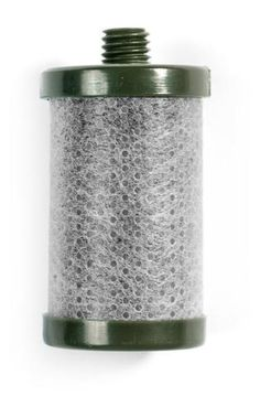 This is the replacement Carbon Filter for the Survivor Filter PRO. It is available at http://www.survivorfilter.com/collections/survivor-filter-regular-price-replacements/products/carbon-filter-pro-series