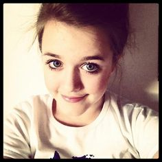 Lottie's eyes are amazing. cross that. Lottie's EVERYTHING is amazing. She's so beautiful...