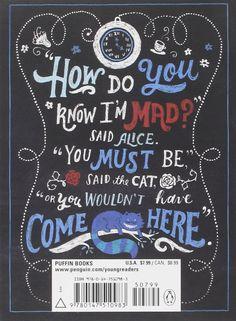 Alice's Adventures in Wonderland (Puffin Chalk): Lewis Carroll: 9780147510983: Amazon.com: Books