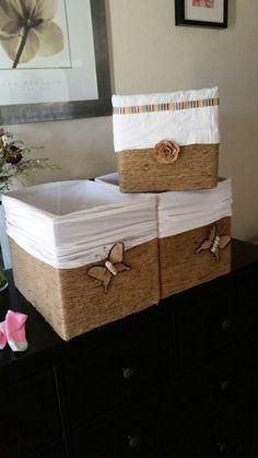 Tissue Holders, Facial Tissue, Boxing, Organizers, Manualidades