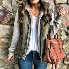 How to wear puffer vests – Just Trendy Girls