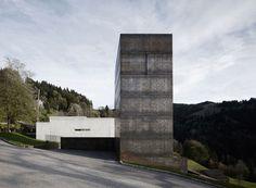 Marte.Marte Architekten, Marc Lins · Maiden Tower · Divisare