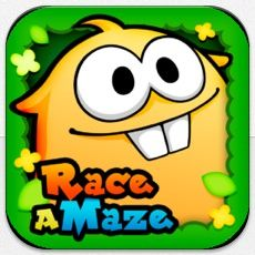 Introducing Race A Maze, A Massive Free Physics Puzzle Game for iOS and Android! - http://crazymikesapps.com/race-a-mace-introducing-a-massively-fun-free-physics-puzzle-game-for-ios-and-android/?Pinterest
