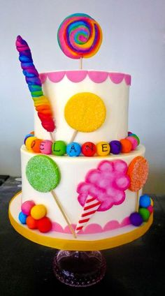 D's 1st birthday cake @ Sweet & Saucy Shop  online gallery #sweetbirthday #kidsparties