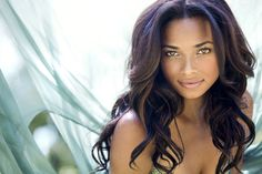 This is the style I'd like to do when I straighten my hair a. - My list of the most beautiful women's hair styles Bad Hair, Hair Day, Rochelle Aytes, Most Beautiful Black Women, Beautiful Eyes, Beautiful People, Beautiful Pictures, Hair Again, Hot Hair Styles