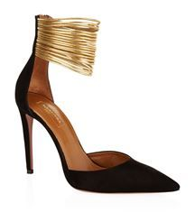 View the Hello Lover Suede Pump