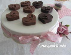 Cioccolatini di san Valentino http://blog.giallozafferano.it/greenfoodandcake/cioccolatini-di-san-valentino/