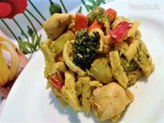 Kuracie prsia s brokolicou a cestovinou (fotorecept) Chicken, Meat, Food, Essen, Meals, Yemek, Eten, Cubs