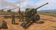 PLA Chinese  Type 59 canon