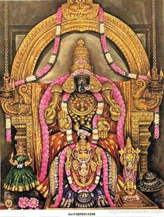 Have darshan of Goddess Padmavathi on this Friday and be blessed. Tiruchanur is …