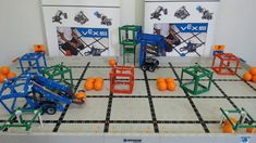 This video will help your team prepare for VEX IQ Competition with ideas on robot builds and awesome tips and tricks plus strategies. Vex Robotics, Robotics Club, Robot Design, Teamwork, Science And Technology, Challenges, Make It Yourself, Activities, Medium