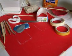 Moulds are very useful for repetitive tasks for example if you work with polymer, paperclay, ceramic clay, papier maché,... Making a mould i...