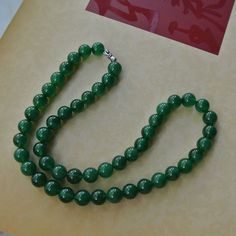 Jade is thought to be able to help a person just by being in contact with it. The feel of cool jade is said to elevate and purify thoughts, to quiet the