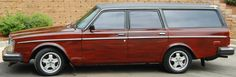 1980 VOLVO 240 WAGON   Cars - latest news, reviews, used cars & new cars