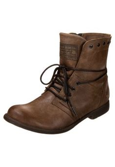 Mustang Lace-up boots - brown for £55.00 (28/10/14) with free delivery at Zalando