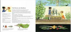 Kindertage | Was wächst denn da Ein Jahr in Opas Garten – Gerda Muller | http://kindertage.eu