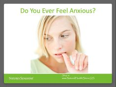 1. Do you Feel Anxious?