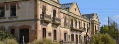 Patrimonio Industrial Arquitectónico: La antigua estación del Pla de Vilanoveta de Lleida, un siglo y ningún pasajero.