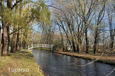 Le pont des désirs Domaine Maizerets par Arsène Lafond