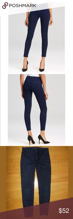 """SPANX The Slim-X Super Skinny Blue Jeans SPANX The """"SLIM-X"""" Super Skinny Jeans. In PERFECT CONDITION! Very soft and extra stretchy! These are incredibly flattering and astonishingly slimming! These are the holy grail of skinny Jeans! Size 30 (10) MEASUREMENTS: Waist 15.5"""" Inseam 30"""" Inseam 10.5 Please check my closet out! New items listed daily! Original price $98 Offers welcomed SPANX Jeans Skinny"""