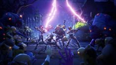 The new title by Epic Games, Fortnite, launches on Early Access to wide acclaim and major success, selling over 500,000 copies in days