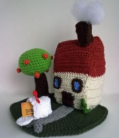 Fuente: http://www.instructables.com/id/Crochet-Home/?ALLSTEPS