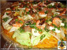 ILOILO FOOD TRIP: Pancit Malabon