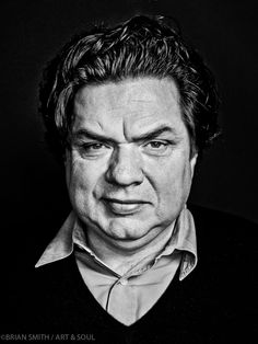 Photograph FIlm Noir: Oliver Platt by Brian Smith on Celebrity Photography, Celebrity Photos, Celebrity News, Portrait Photography, Actors Male, Actors & Actresses, Oliver Platt, Jimmy Smits, Sundance Film