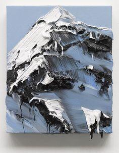 Conrad Jon Godly #painting #art #texture