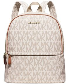 MICHAEL Michael Kors Signature Large Backpack, a Macy's Exclusive Style - brand name handbags, floral handbags, purses cheap *sponsored https://www.pinterest.com/purses_handbags/ https://www.pinterest.com/explore/hand-bags/ https://www.pinterest.com/purses_handbags/womens-purses/ http://www.vincecamuto.com/handbags/