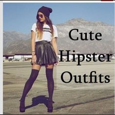 hipster outfits for school - Google Search