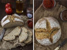 Pan de soda receta del famoso panadero Paul Hollywood del mítico pan irlandés. Paul Hollywood, Frugal, Bread, Recipes, Food, Soda Bread, Meals, Breads, Eten