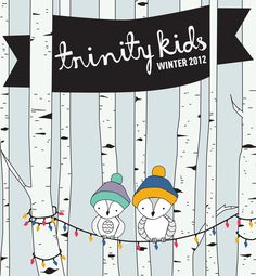 Trinity Kids Illustration by Casey Lynn