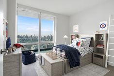 """Looking for a functional apartment in Visit Tower 28 by Heatherwood Luxury Rentals. Use this bedroom as a """"Workspace"""" or a children's """"Bedroom."""" It's perfect for a """"growing family"""" or the """"working professional!"""