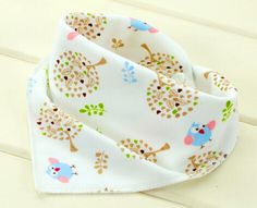 Baby bibs High quality triangl double layers cotton baberos Cartoon Character Animal Print baby bandana bibs dribble bibs Baby Suits Market