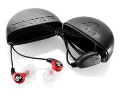 DBLogic SPL2 earphones | Protect hearing with controlled decibel