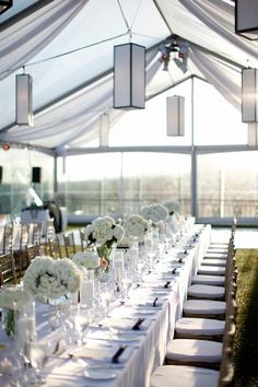 Hostess with the Mostess® - Chic & Simple Elegance Wedding