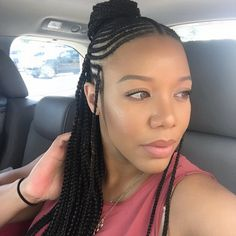 Fulani Braid Love: From Tradition to Festival-Ready Have you been swooning over the hottest hairstyle of 2017 – Alicia Keys braids? Us too! But we're going to stop you right there and insist you call them what they really are – Fulani braids. Otherwise called �festival braids', �tribal braids' or �braids with beads', this style …
