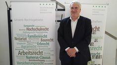 Rechtsanwalt Wilhelm Achelpöhler informierte auf dem Infotag Medizinstudium über die Studienplatzklage. http://www.numerus-clausus.info/